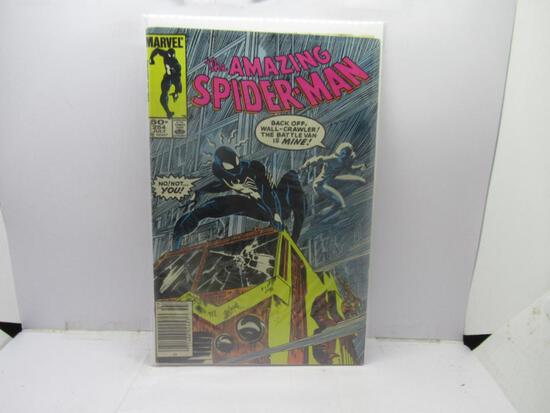MARVEL COMICS THE AMAZING SPIDER-MAN #254