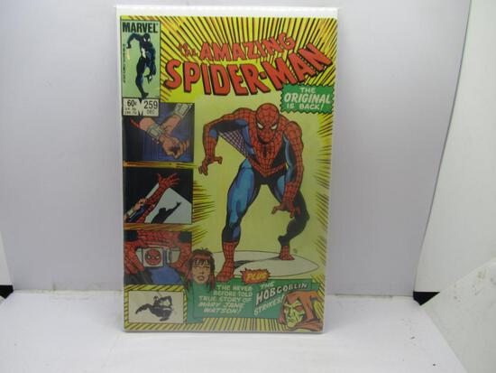 MARVEL COMICS THE AMAZING SPIDER-MAN #259