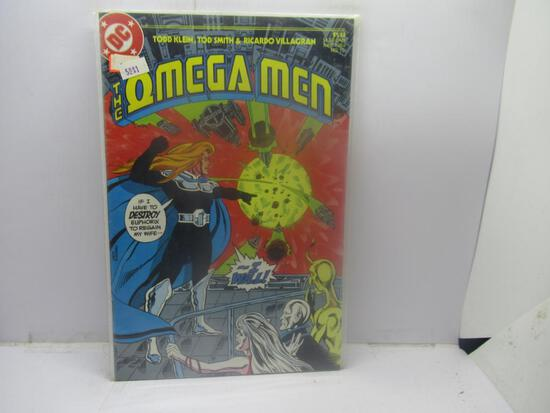DC COMICS THE OMEGA MEN #15