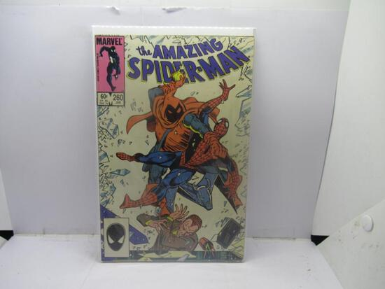 MARVEL COMICS THE AMAZING SPIDER-MAN #260