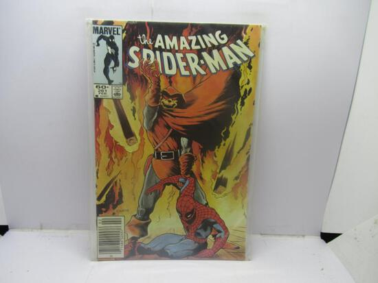 MARVEL COMICS THE AMAZING SPIDER-MAN #261