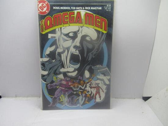 DC COMICS THE OMEGA MEN #23