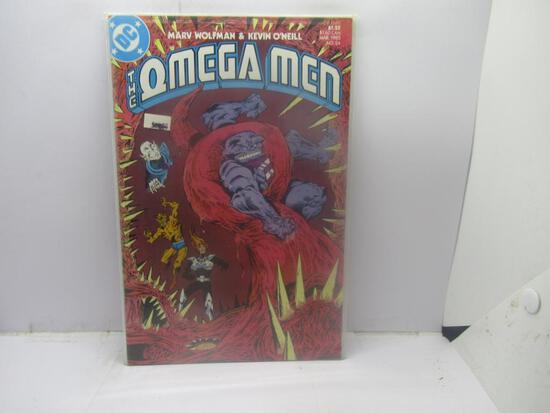 DC COMICS THE OMEGA MEN #24