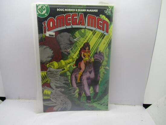 DC COMICS THE OMEGA MEN #25