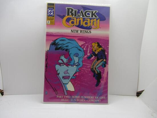 BLACK CANARY #2