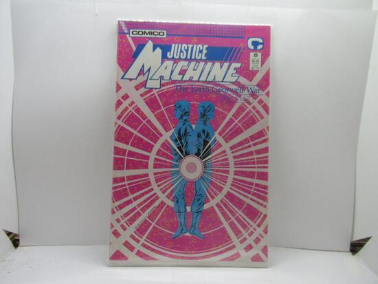 JUSTICE MACHINE #23