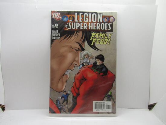 LEGION OF SUPER-HEROES #8