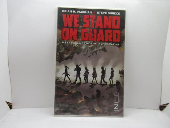 WE STAND ON GUARD #2