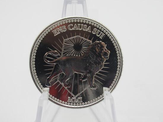 1 oz Silver Round John Wick Limited Edition .999