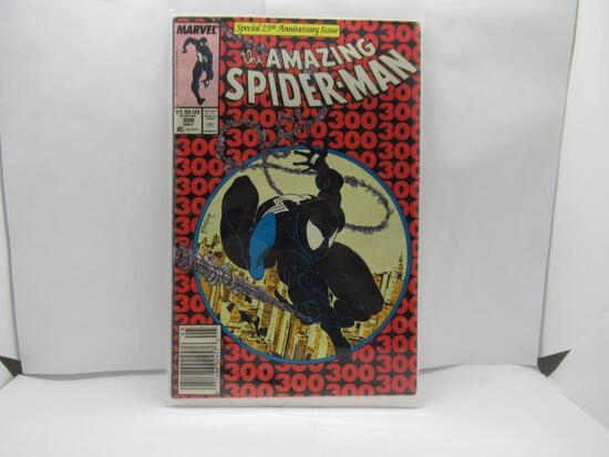 Amazing Spider-Man #300 1st Venom Appearance Key Modern Book!