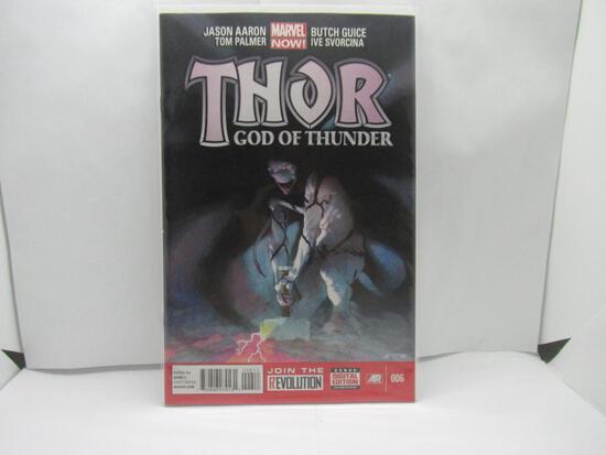 Thor God of Thunder #6 1st Knull Appearance-1st Print-Hot Compare ebay!