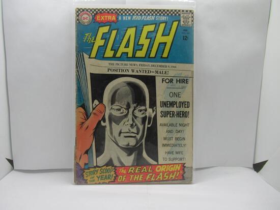 The Flash #167 Silver Age DC 1967