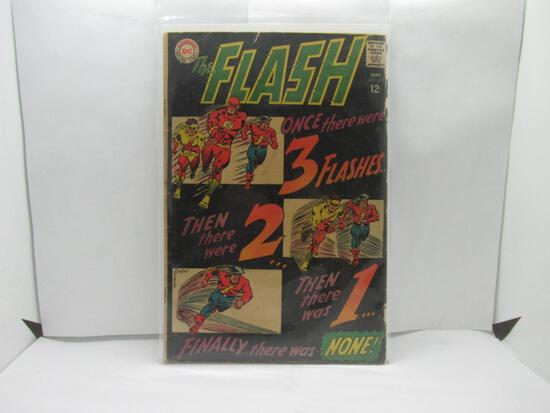 1967 DC THE FLASH #173 GOLDEN AGE FLASH & KID FLASH APPEARANCE