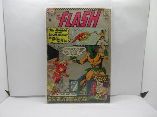 The Flash #161 May 1966 DC Vintage Special Cover Mirror Master