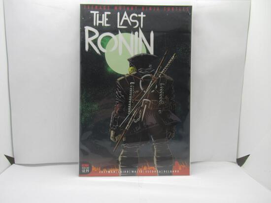 TMNT The Last Ronin #1 2nd Print Variant