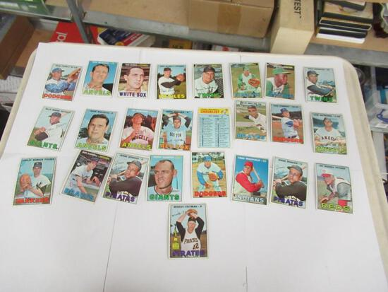 Huge Lot of VINTAGE Baseball Cards from Estate Collection