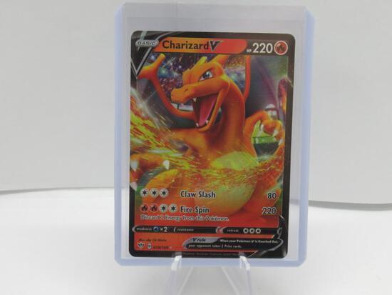 2020 Pokemon Darkness Ablaze CHARIZARD V Pokemon Card 019/189