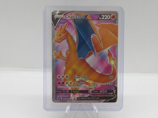 Pokemon Card Champions Path Black Star Promo Charizard great condition swsh050