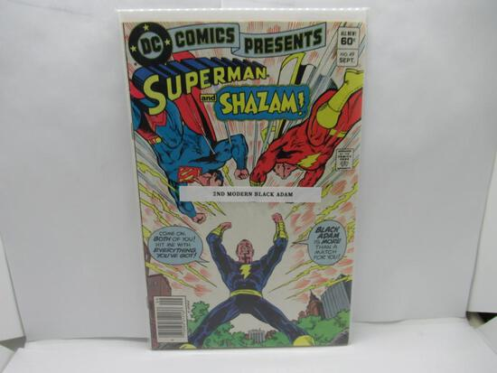 DC Comics Presents #49 2nd App Black Adam Modern 1982 DC