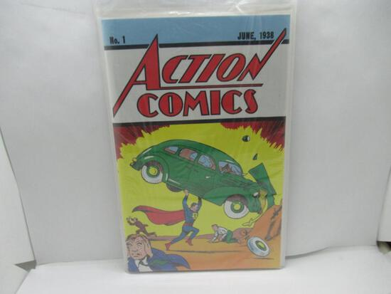 Action Comics #1 Lootcrate Edition Sealed! 1st App of Superman