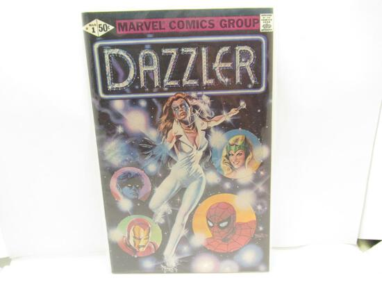 Dazzler #1 First Issue from the pages of X-Men 1981 Bronze Age Marvel