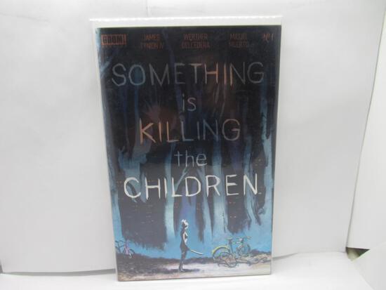 Something is Killing The Children #1 Foil Variant LCSD Boom! Studios