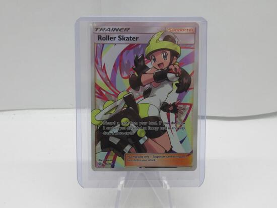 Pokemon Card Roller Skater Full Art SM Cosmic Eclipse