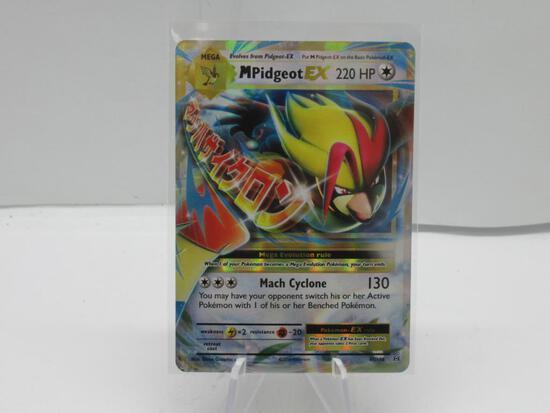 Pokemon Card M Pidgeot EX XY - Evolutions