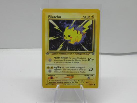 Pokemon Card - 1st Edition! Pikachu Neo Genesis non holo