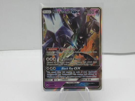 Pokemon Card Necrozma GX SM - Burning Shadows