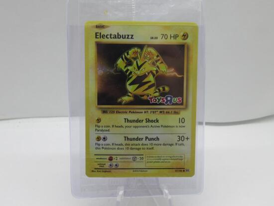 Pokemon Card RARE Sealed Electabuzz (Toys R Us Promo)