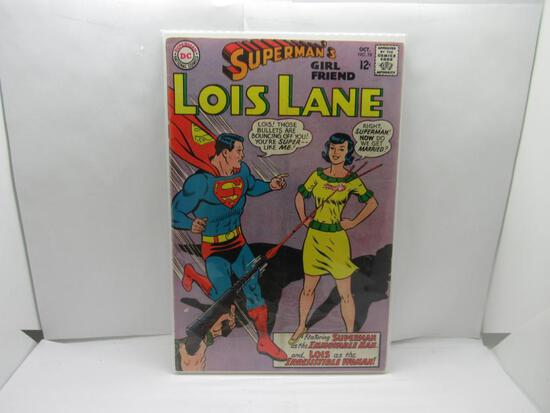 DC Comics Superman's Girlfriend LOIS LANE #78 Bronze Age Key Issue Comic Book