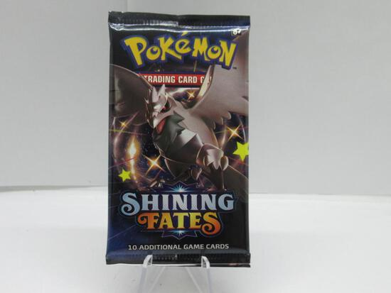 Factory Sealed 10 Card Shiniing Fates Pokemon Booster Pack
