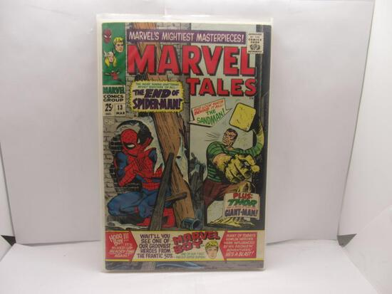 Vintage Marvel Comics MARVEL TALES #13 Bronze Age Comic Book from Estate Collection