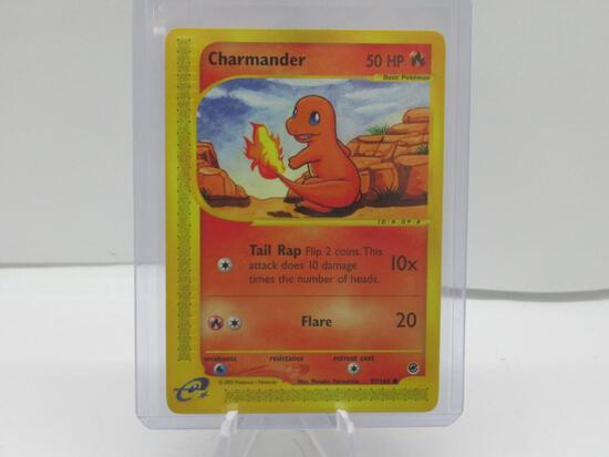 2002 Pokemon Expedition #97 CHARMANDER Starter Trading Card from Collection