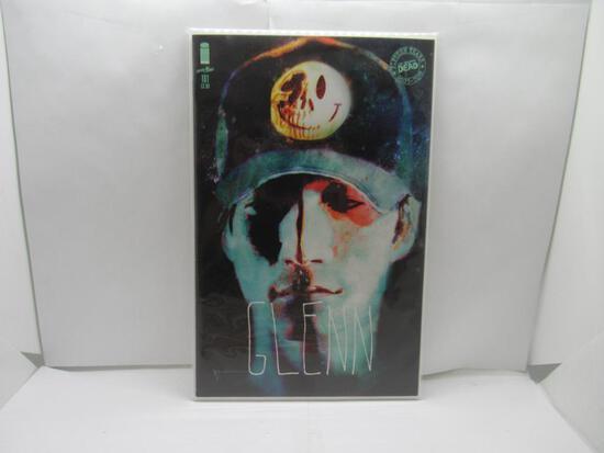 Walking Dead #181 Glenn Bill Sienkiewicz Variant Image Comics