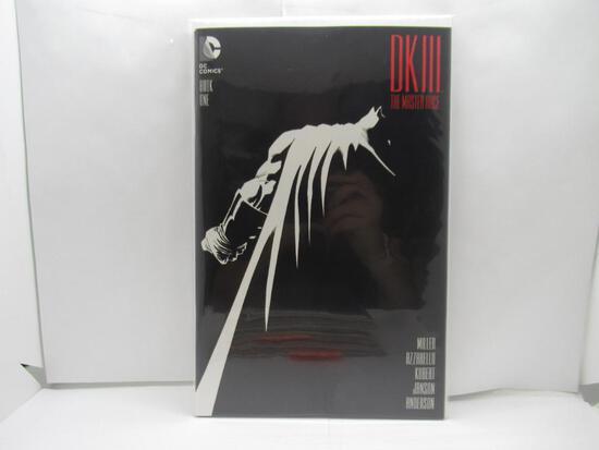 Batman DKIII #1 Frank Miller Master Race First Print DC Comics