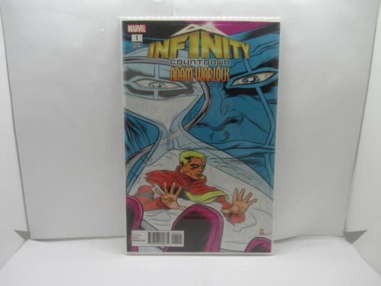 Infinity Countdown #1 Adam Warlock Mike Allred Variant Marvel