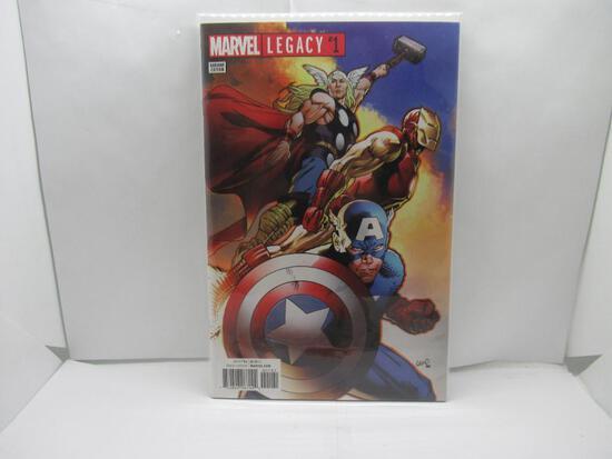 Marvel Legacy #1 Greg Land Variant Cover 2017 Marvel