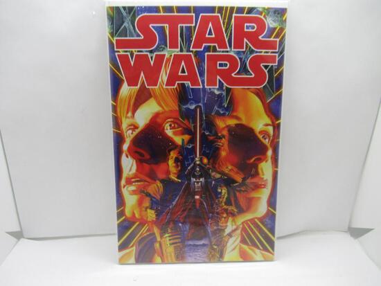 Star Wars #1 Alex Ross 3rd Print Variant 2013 Dark Horse