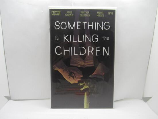 Something i Killing The Children #10 First Print Boom Studios