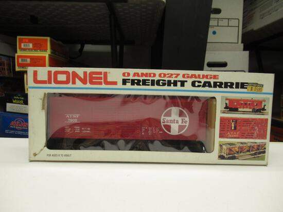 Lionel Santa Fe boxcar #6-7902