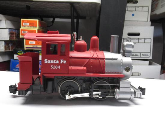 Lionel Santa Fe 5104