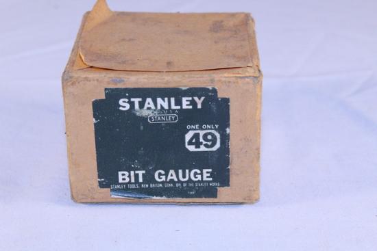 Stanley Bit Gauge