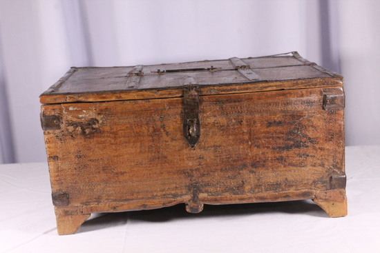 Early American Bible Box