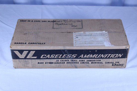 Full Case of VL 22 Ammo