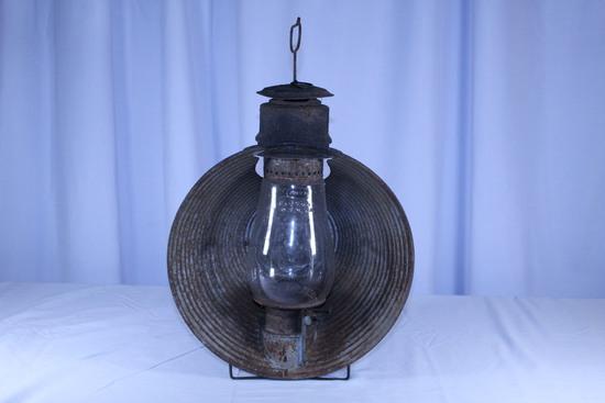 Victorian Era Dietz Lamp