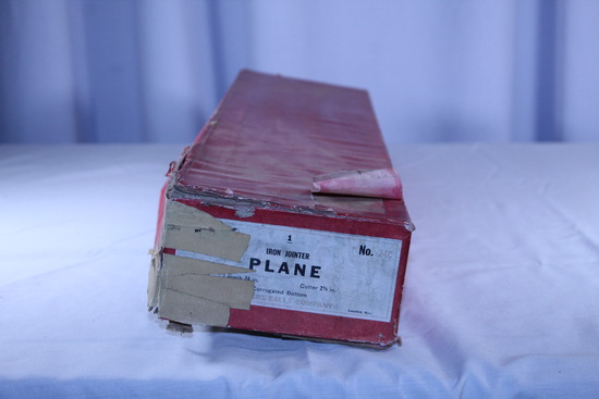 Millerfalls Plane in the Original Box
