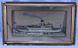 Early Ship Model of the SS Virginia