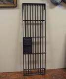 Monroe Street Prison Jail Door
